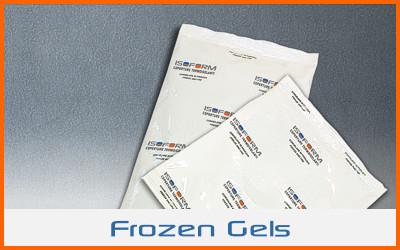Frozen gels en