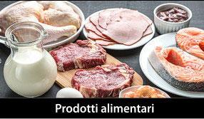 applicazione prodotti alimentari