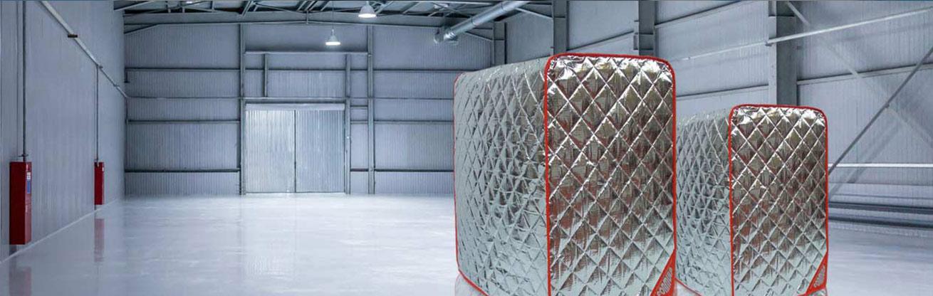applicazioni speciali coperte termiche