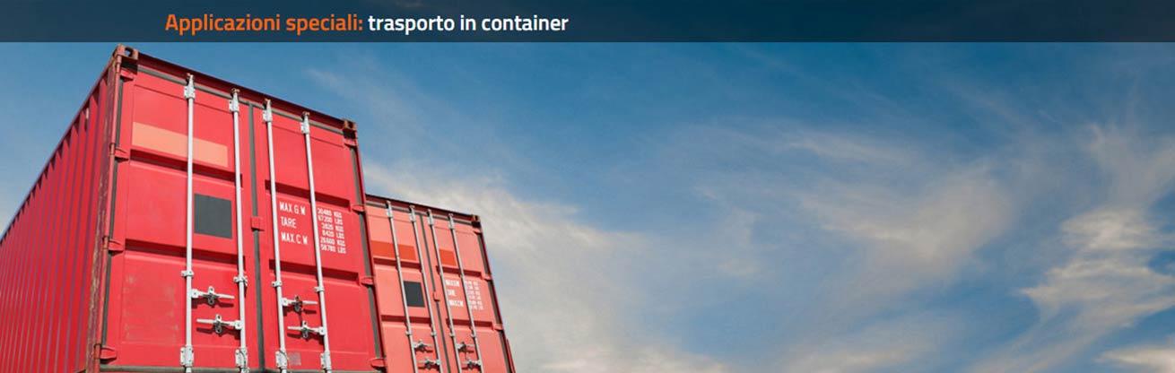 contenitori termici trasporto container