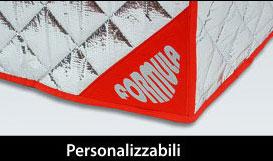 coperte termiche personalizzabili