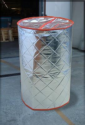coperture termiche cisternette fusti 2