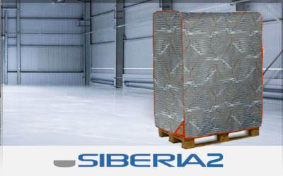 copripallet termico siberia