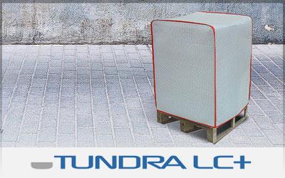 copripallet termico tundra lc