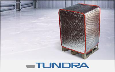 copripallet termico tundra