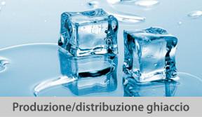 produzione distribuzione ghiaccio