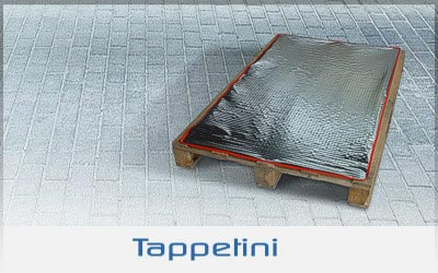 tappetini fondo carrello