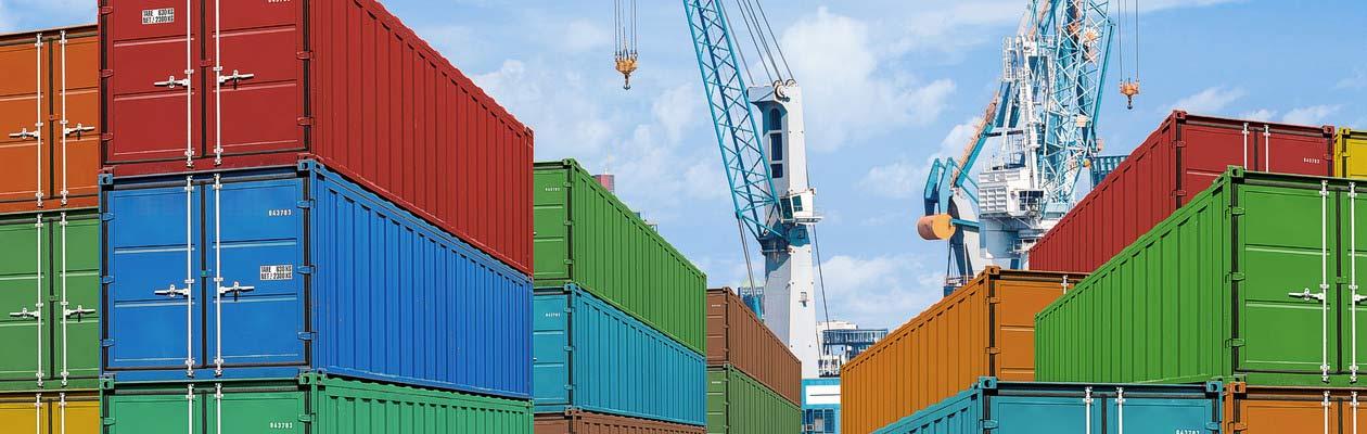 trasporto refrigerato container
